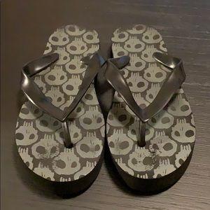 4db3ab9d799a Women s Skull Sandals on Poshmark